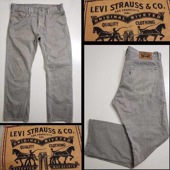classic shoes exclusive deals various colors Levi's Jeans | Levis 514 Mens Pants 36x30 Straight 100 Cotton ...